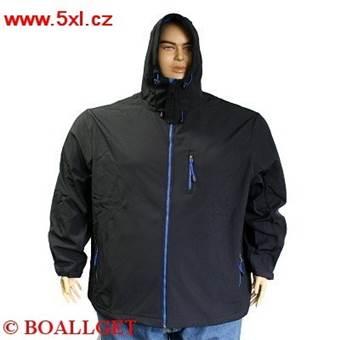 Pánská funkční bunda Softshell Espionage 5XL - 8XL ( UK: 6XL - 9XL )  FL019