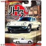 AUTÍČKO HOTWHEELS REAL RIDERS JAPAN HISTORIC MAZDA COSMO SPORT 1968