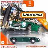 AUTÍČKO MATCHBOX AUSTIN HEALEY ROADSTER