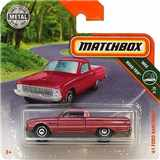 AUTÍČKO MATCHBOX FORD RANCHERO 1961 PICK-UP