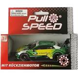 AUTO CARRERA PULL SPEED DTM AUDI RS 5 No.  99 M. ROCKENFELLER