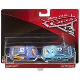 CARS 3 AUTA 3 BOBBY SWIFT & CAL WEATHERS 2-PACK