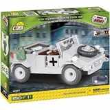 COBI 2187 SMALL ARMY WORLD WAR II VOLKSWAGEN KUBELWAGEN TYPE 82ERO
