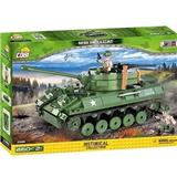COBI 2389 SMALL ARMY WORLD WAR II TANK M18 HELLCAT HISTORICAL COLLECTION