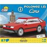 COBI 24536 YOUNGTIMER COLLECTION POLONEZ 1, 6 CARO