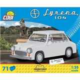 COBI 24537 YOUNGTIMER COLLECTION SYRENA 104