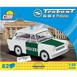 COBI 24541 YOUNGTIMER COLLECTION TRABANT 601 POLIZEI