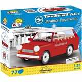COBI 24555 YOUNGTIMER COLLECTION TRABANT 601 UNIVERSAL FEUERWEHR