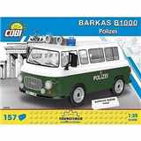COBI 24596 YOUNGTIMER COLLECTION BARKAS B1000 POLIZEI
