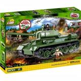 COBI 2476 SMALL ARMY WWII T-34 /  85