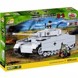 COBI 2481 SMALL ARMY WWII TANK PANZER IV AUSF.  F1/ G/ H