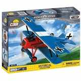 COBI 2978 GREAT WAR FOKKER D.  VII