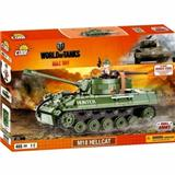 COBI 3006 SMALL ARMY WORLD OF TANKS M18 HELLCAT
