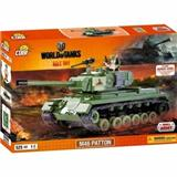 COBI 3008 SMALL ARMY WORLD OF TANKS M46 PATTON