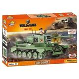 COBI 3014 SMALL ARMY WORLD OF TANKS A34 COMET