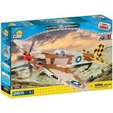 COBI 5519 SMALL ARMY WWII LETADLO CURTISS P-40 WARHAWK