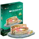 COLOSSEUM LED LIGHTING PUZZLE 3D CUBIC FUN L194H