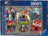 DISNEY WICKED WOMEN PUZZLE RAVENSBURGER 1000 dílků