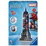 EMPIRE STATE BUILDING MARVEL PUZZLE RAVENSBURGER 3D 125173 216d.
