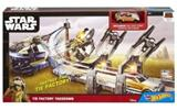 HOT WHEELS STAR WARS DRÁHA THE FACTORY TAKEDOWN