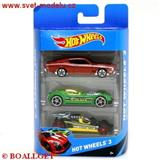 HOTWHEELS 3-PACK