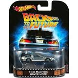 HOTWHEELS AUTÍČKO BACK TO THE FUTURE NÁVRAT DO BUDOUCNOSTI TIME MACHINE HOVER MODE