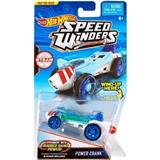 HOTWHEELS AUTÍČKO POWER CRANK RUBBER BAND POWER