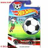 HOTWHEELS AUTÍČKO UEFA GOLDEN ARROW