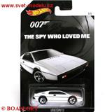 HOTWHEELS JAMES BOND AGENT 007 THE SPY WHO LOVED ME LOTUS ESPRIT S1