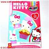 MAGIC FABRIC STUDIO HELLO KITTY ZÁKUSKY REFILL