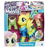 MY LITTLE PONY THE MOVIE FLUTTERSHY