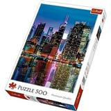 PUZZLE TREFL 500 dílků 37261 MANHATTAM NEW YORK