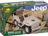 SMALL ARMY JEEP WILLYS MB COBI 24111