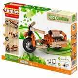 STAVEBNICE ENGINO ECO BUILDS MOTOCYKLY 3 MODELY