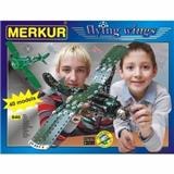 STAVEBNICE MERKUR FLYING WINGS 40 MODELŮ 640 ks