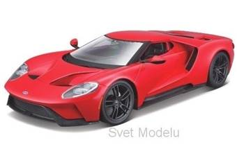 FORD GT 2017 RED