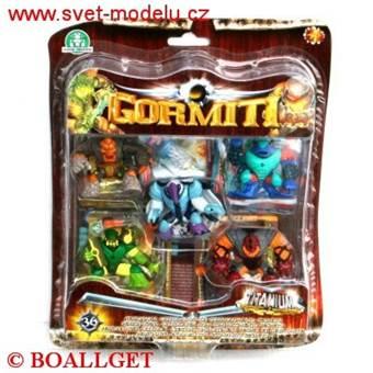 GORMITI TITANIUM 5 FIGUREK SADA 2