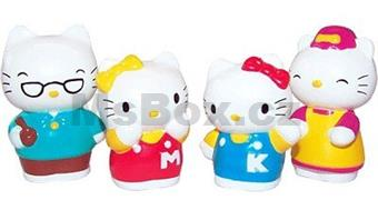 HELLO KITTY PANENKA NA PRST 4 KS