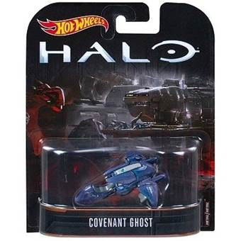 HOTWHEELS AUTÍČKO HALO COVENANT GHOST
