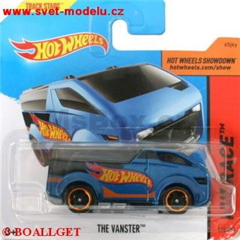 HOTWHEELS AUTÍČKO THE VANSTER