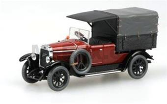 LAURIN & KLEMENT 110 COMBI BODY VAN 1927 BROWN