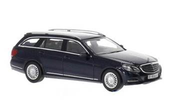 MERCEDES-BENZ E-CLASS T-MODEL S212 2013 DARK BLUE