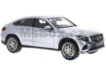MERCEDES-BENZ GLC COUPE C253 SILVER
