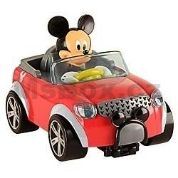 MICKEY MOUSE CLUB HOUSE R/C CABRIOLET