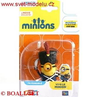 MIMONI MINIONS VIVE LE