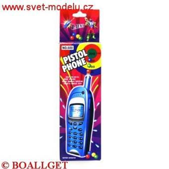 Mobilní telefon - pistole