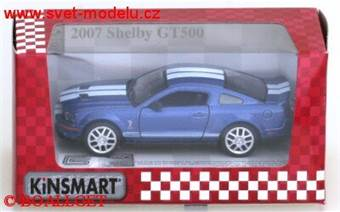 SHELBY GT 500 2007 PULL-BACK WINDOW BOX