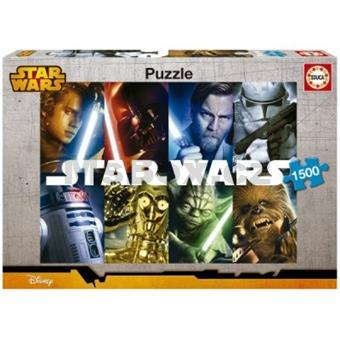STAR WARS PUZZLE EDUCA 16312 1500 dílků