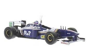 WILLIAMS FW19 No.3 J. VILLENEUVE 1997
