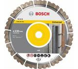 Bosch Dia kotouč Best for Universal 230x22. 23 mm,  segment 15 mm